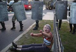 Belarusta yüzlerce gözaltı daha