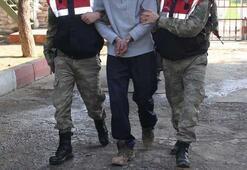 Vanda PKKlı bir terörist teslim oldu
