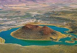 Meke Gölü Konya İlinde Nerede Gölün Özellikleri, Oluşumu Ve Tarihçesi