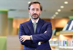 İletişim Başkanı Fahrettin Altundan Doğu Akdeniz açıklaması