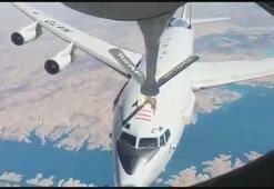 MSB: NATO uçağına yakıt ikmali yapıldı