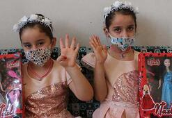 Suriyeli ailenin ikizlerinin adı Türkiye ve Suriye