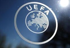 Son dakika   UEFA açıkladı 5 oyuncu değişikliği...