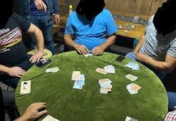 İYİ Partili Başkan Yardımcısı evde kumar oynarken yakalandı