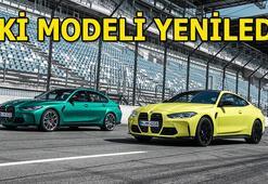 BMW M3 Sedan ve Yeni BMW M4 Coupé yenilendi