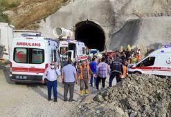 Son dakika... Kop Dağı Tüneli'nde patlama İşçiler mahsur kaldı