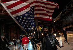 ABDde, Taylor protestolarında 127 göstericiye gözaltı