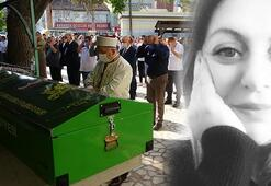 TEMde hayatını kaybeden Feyza Yatmaz memleketinde defnedildi