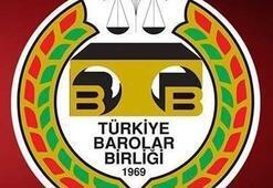 Son dakika... İstanbulda ikinci baro için TTBye başvuru yapıldı