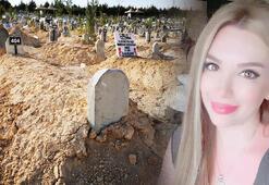 Botoks yaptırdıktan sonra öldüğü iddia edilen Kübra toprağa verildi