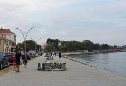 Tekirdağda Marmara Denizindeki deprem sonrası hasar ihbarı  yapılmadı