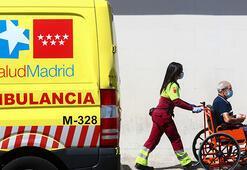 İspanyada corona virüs vaka sayısı 700 bini geçti