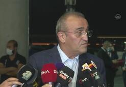 Abdurrahim Albayrak: Çok mutluyum. Çok önemli bir maçı kazandık