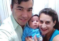 Tüyler ürperten olay Eşini zehirledi, emzirdiği bebeği de öldü...