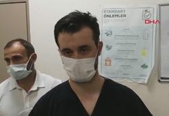 Hasta ve yakınları sağlık memuruna saldırdı; 1 gözaltı