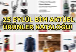 25 Eylül BİM aktüel | BİM aktüel kataloğunda bu hafta spor malzemeleri ve mutfak araç gereçleri satışta...