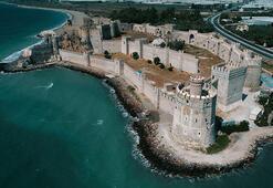 Mamure Kalesi Mersin İlinde Nerede Tarihi Kalenin Özellikleri Ve Hikayesi