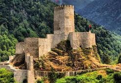 Zil Kalesi Rize İlinde Nerede Tarihi Kalenin Özellikleri Ve Hikayesi