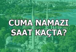 25 Eylül Cuma namazı kaçta Cuma namazı saati İstanbul, Ankara, İzmir Diyanet