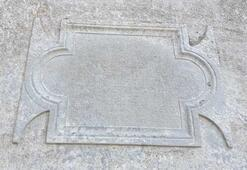 Cezaevinde Roma dönemi kitabeleri çıktı