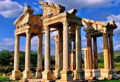 Afrodisias Antik Kenti Aydın İlinde Nerede Giriş Ücreti, Tarihçesi Ve Özellikleri