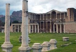 Sardes Antik Kenti Manisa İlinde Nerede Giriş Ücreti, Tarihçesi Ve Özellikleri