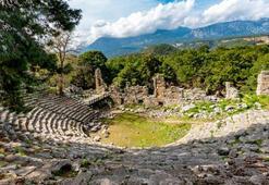 Phaselis Antik Kenti Antalya İlinde Nerede Giriş Ücreti, Tarihçesi Ve Özellikleri