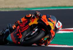 MotoGPde heyecan İspanyada devam edecek