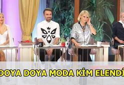 Doya Doya Modada bu hafta kim elendi 25 Eylülde kolye ve bileziğin sahibi kim oldu