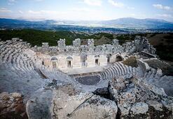 Kibyra Antik Kenti Burdur İlinde Nerede Giriş Ücreti, Tarihçesi Ve Özellikleri