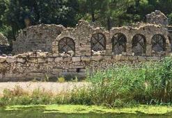Olympos Antik Kenti Antalya İlinde Nerede Giriş Ücreti, Tarihçesi Ve Özellikleri