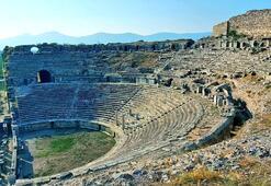 Milet Antik Kenti Aydın İlinde Nerede Giriş Ücreti, Tarihçesi Ve Özellikleri
