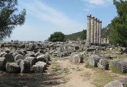 Priene Antik Kenti Aydın İlinde Nerede Giriş Ücreti, Tarihçesi Ve Özellikleri