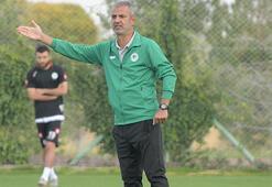 İsmail Kartal: Beşiktaş maçına en iyi 11le çıkacağız