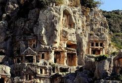 Myra Antik Kenti Antalya İlinde Nerede Giriş Ücreti, Tarihçesi Ve Özellikleri