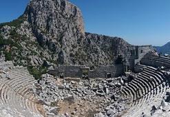 Termessos Antik Kenti Antalya İlinde Nerede Giriş Ücreti, Tarihçesi Ve Özellikleri