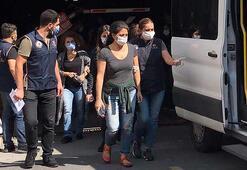 Kobani eylemlerine ilişkin soruşturmada İstanbulda 9 kişi gözaltına alındı