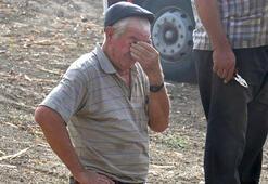 Şaban amcayı yıkan olay Gözyaşları içinde izledi