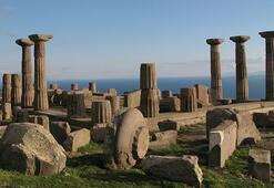 Assos Antik Kenti Çanakkale İlinde Nerede Giriş Ücreti, Tarihçesi Ve Özellikleri