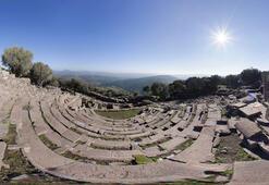 Aigai Antik Kenti Manisa İlinde Nerede Giriş Ücreti, Tarihçesi Ve Özellikleri
