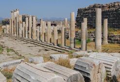 Magnesia Antik Kenti Aydın İlinde Nerede Giriş Ücreti, Tarihçesi Ve Özellikleri