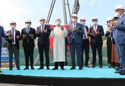 Ali Erbaş, Sakaryada açılışa katıldı
