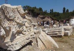 Kyzikos Antik Kenti Balıkesir İlinde Nerede Giriş Ücreti, Tarihçesi Ve Özellikleri