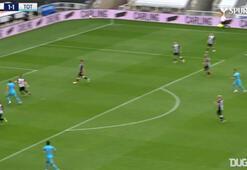 Harry Kane kariyerinin 200. golünü Newcastle Uniteda atıyor...