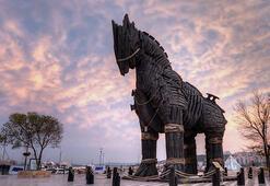 Truva Antik Kenti Çanakkale İlinde Nerede Giriş Ücreti, Tarihçesi Ve Özellikleri