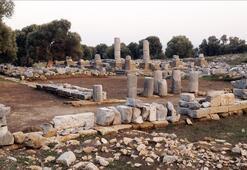 Teos Antik Kenti İzmir İlinde Nerede Giriş Ücreti, Tarihçesi Ve Özellikleri