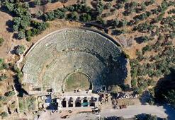 Nysa Antik Kenti Aydın İlinde Nerede Giriş Ücreti, Tarihçesi Ve Özellikleri