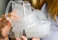 Yediğimiz marulun içinde bile var BPA içermez yazısı...