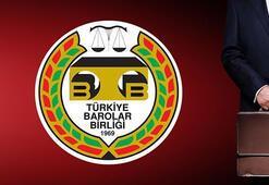 Türkiye Barolar Birliği İstanbulda ikinci baro kurulması için yetki verdi