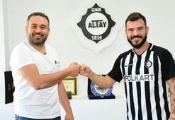 Transfer Haberleri   Altay, Yekta Kurtuluş ve Adrien Regattini transfer etti